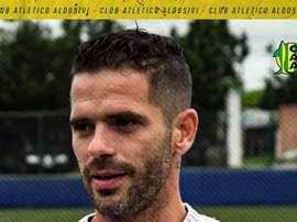Gago é o novo treinador do Aldosivi. Captura/Aldosivi