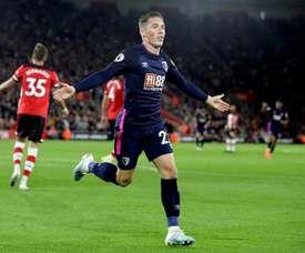 Harry Wilson veut gagner sa place à Liverpool. AFCBournemouth