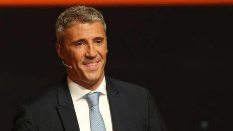 Crespo, la nueva opción para Independiente. AFP