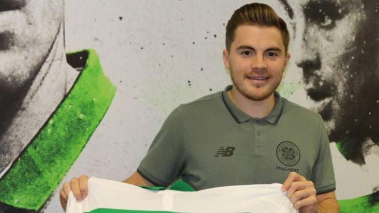 Forrest continuará su carrera en el Glasgow. CelticFC
