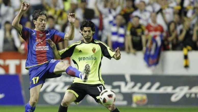 El Villarreal defendió a su ex jugador Javi Venta por el posible amaño. EFE