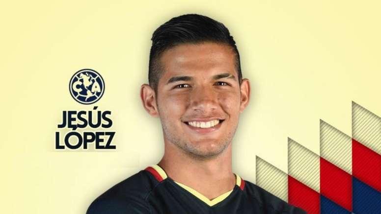 Jesús López jugará con Guatemala. ClubAmérica