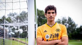 Vallejo reconoció que el Madrid le recomendó ir a los 'Wolves'. Wolves