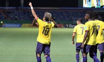 Ecuador suda, gana y ya está en octavos. FEVF Ecuador