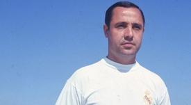 Ex-jogador do Real Madrid morre aos 82 anos. RealMadridCF