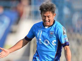 Miura prolonge son contrat à 52 ans.  YokohamaFC