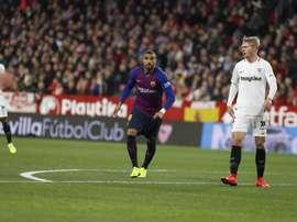 Prejuízo para Boateng. FCBarcelona