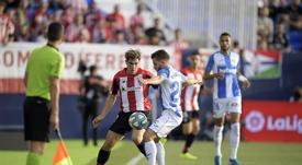 Larrazabal pidió calma con Córdoba. AthleticClub