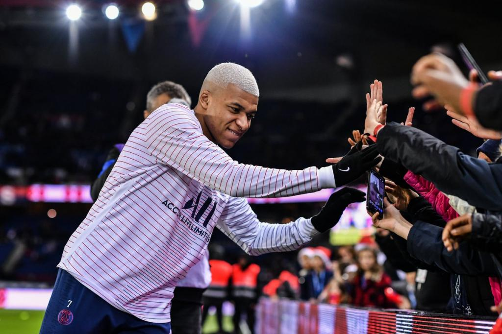 Kylian Mbappe feels humbled after knowing that Lionel Messi watches his goals