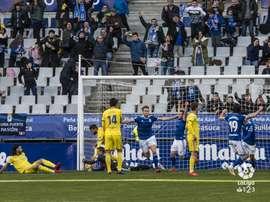 El Cádiz encadena una derrota y un empate. LaLiga