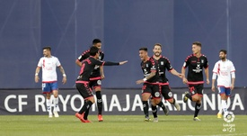 Nano Mesa jugó cedido en el Tenerife la pasada temporada. LaLiga