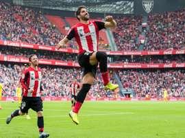 Athletic bate Villarreal e rompe incrível sequência negativa. Twitter/AthleticClub