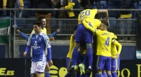 El Cádiz se pone a un punto del 'play off'. LaLiga