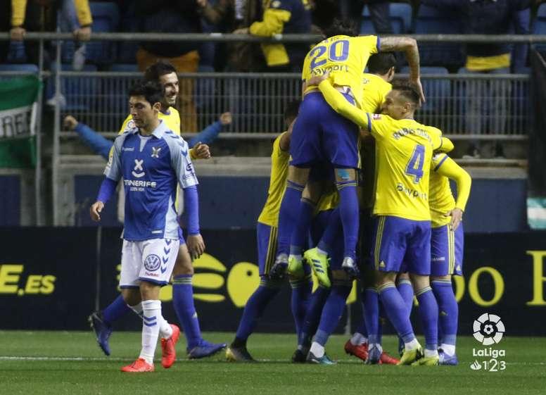 El Cádiz recibe al Lugo. LaLiga