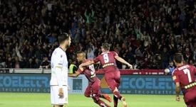 El Cittadella encamina su sueño del ascenso. Twitter/Cittadella