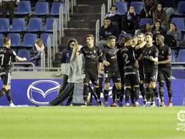 El Sporting venció en el Heliodoro. LaLiga