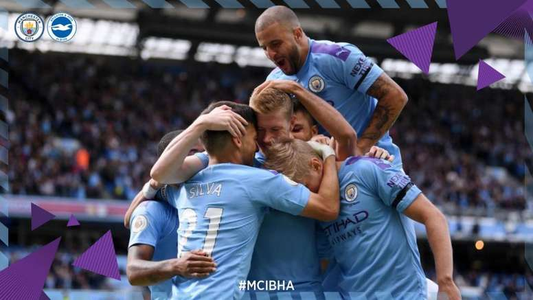 Free-scoring champions Man City on course to smash their Premier League record. ManCity