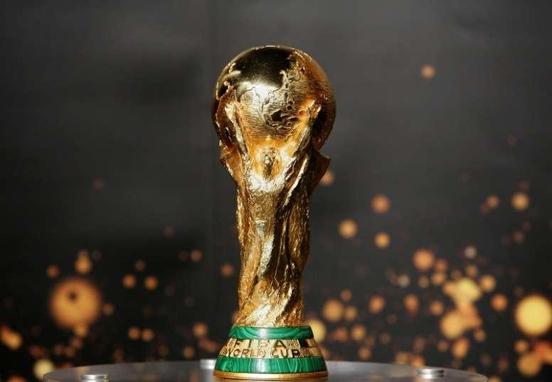 El Mundial 2026 ya tiene sede. AFP