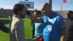 Gago echó humo: ¡reclamó una falta de respeto de los árbitros!