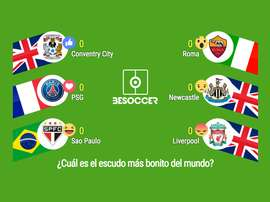 Which club has the nicest crest?. BeSoccer