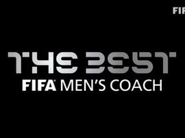 Les nominés. FIFA/TheBest