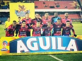 Deportivo Pasto ascendió hasta el puesto 16 de la tabla. DeportivoPasto
