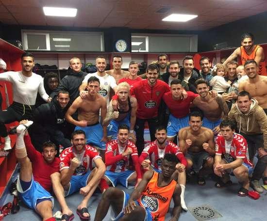 Nueva jornada de Copa del Rey. Twitter/CDeportivoLugo
