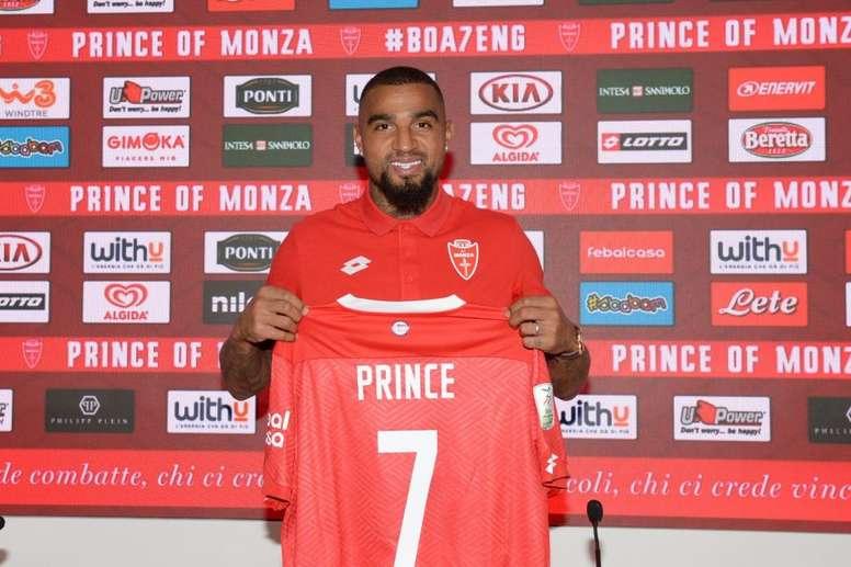 El príncipe de Monza. ACMonza