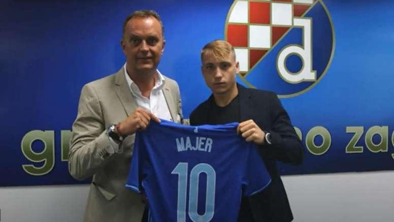 Lovro Majer, otra joya croata, desata una lucha entre Sevilla, Valencia y Milan. DinamoZagreb