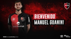 Guanini has signed for Newell's Old Boys. Newells