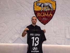 Pau Lopez thinks that it was the right moment to leave. ASRoma