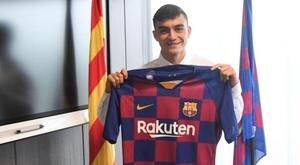 Barca's plan to make Pedri the perfect player. FCBarcelona