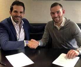 Janssen signe aux Rayados de Monterrey. Monterrey