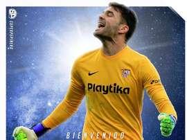 Juan Soriano, nueva incorporación del Leganés. Twitter/CDLeganés