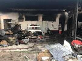 Huit des dix victimes de l'incendie ont été identifiées. Twitter