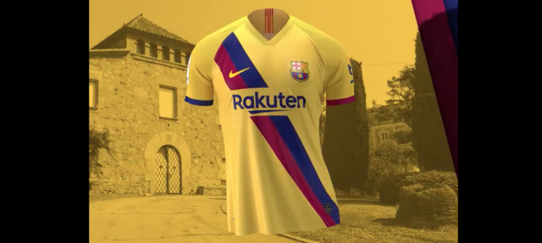 Barca Pay Tribute To Their History With New Away Kit Besoccer