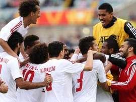 La Copa Asia dará comienzo con este partido. AFP