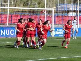 La Sub 17 Femenina no pudo cerrar la clasificación al Europeo con pleno de victorias. SeFutbol