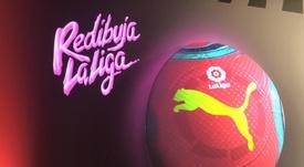El 'invierno' llega a LaLiga con más color que nunca: así es el nuevo balón. LaLiga
