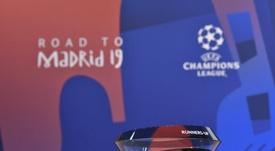 Los 16 clubes ya conocen su destino. ChampionsLeague