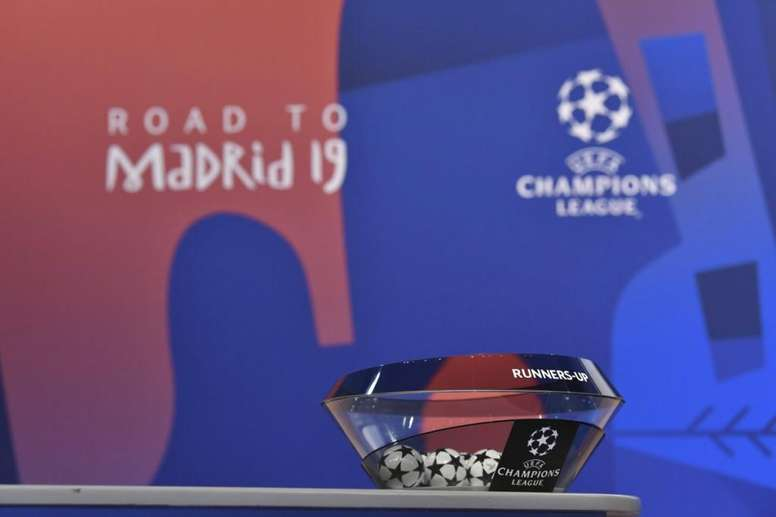 The draw is over. ChampionsLeague