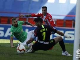 El Lugo venció a un Almería peleón. LaLiga