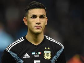 Paredes pourrait rejoindre Chelsea. AFP