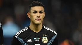 Paredes pourrait rejoindre la Premier League. AFP