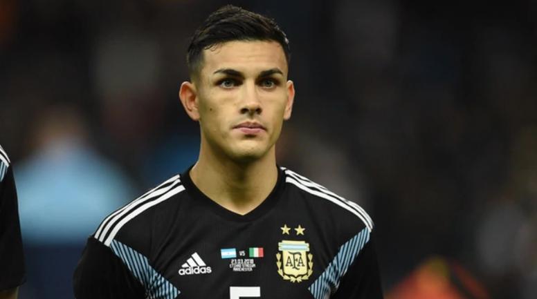 Leandro Paredes podría cambiar de equipo. AFP