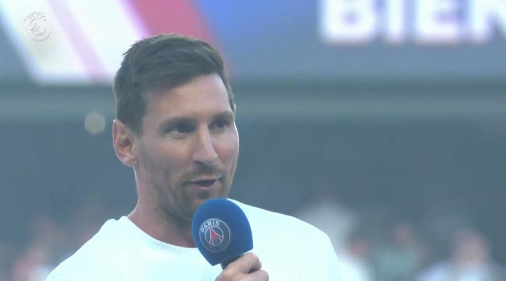 Messi punta al debutto contro il Reims. PSG