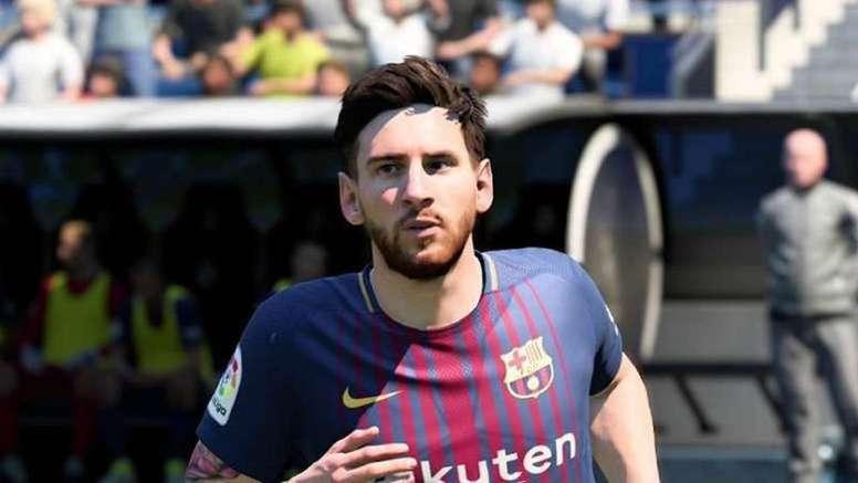 Lo que tienes que saber para fichar a Messi en el FIFA 20. Captura/EASports