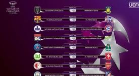 Barça-Minsk y City-Atleti, en los octavos de Champions. UEFA