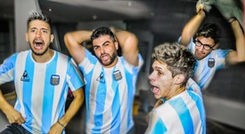 Los Displicentes, con un discurso de amargura que caló en Argentina. Twitter/LosDisplicentes