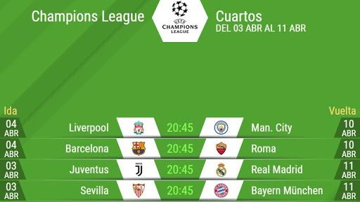 Eliminamos a Barcelona ahora puede ser Real Madrid, asegura Juventus